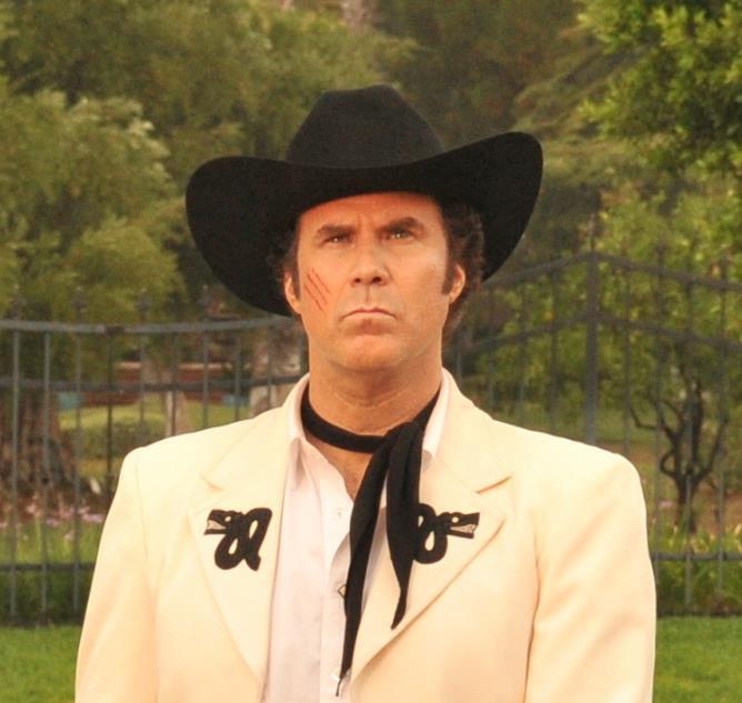 Will Ferrell κραυγές